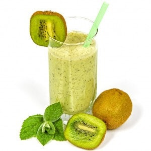 fiber rich smoothie