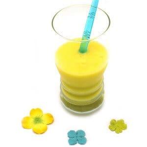 banana chai lactation smoothie