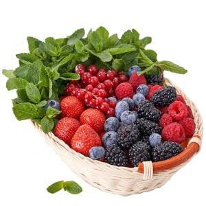berries for ibs