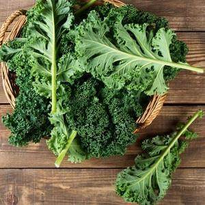 can kale cause health problems