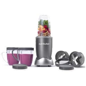 nutribullet single serve blender