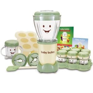 baby bullet baby care system