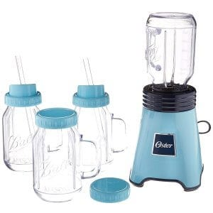 oster mason jar blender review
