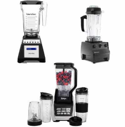 best blender for frozen fruit featured