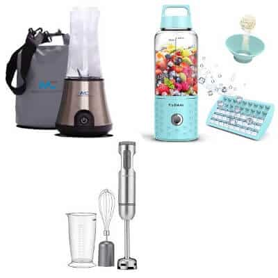 best battery operated blender featured