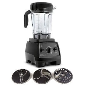 are food processors and blenders the same featured