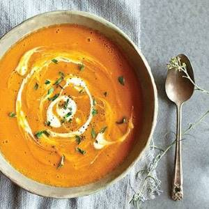 curried carrot soup vitamix