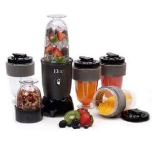 elite cuisine personal drink blender review featured