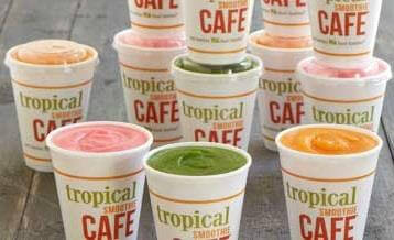 how much sugar is in tropical smoothie featured