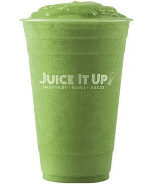 juice it up evergreen smoothie recipe featured