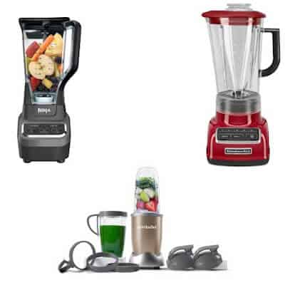 best cheap blenders for green smoothies featured