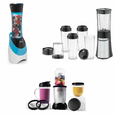 best travel size smoothie blenders featured