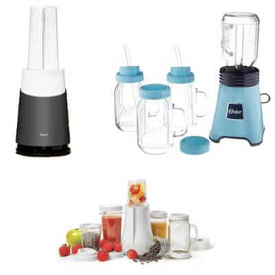 smoothie blenders that fit mason jars featured