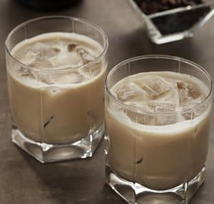 white russian blender recipe featured