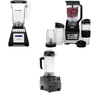 best blenders for smoothies with frozen fruit featured