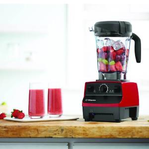 vitamix 5300 blender red