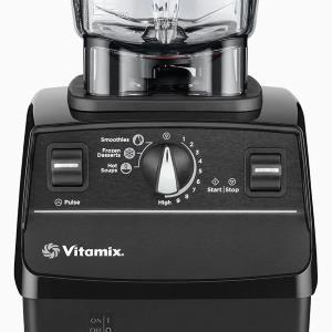 vitamix 6500 blender base controls
