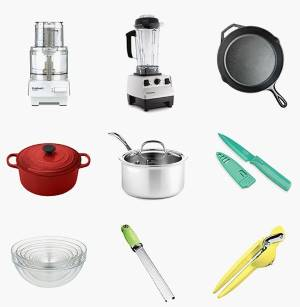 essential tools for your vegan kitchen