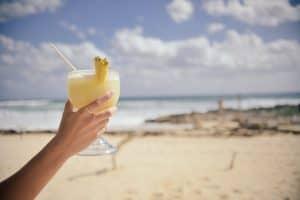 beach party smoothie