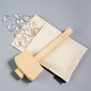 lewis bag mallet make crushed ice