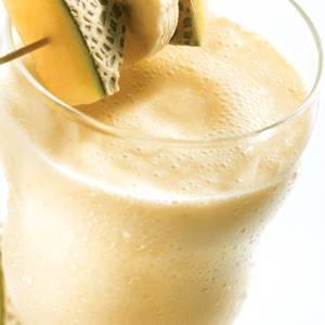 melon banana smoothie