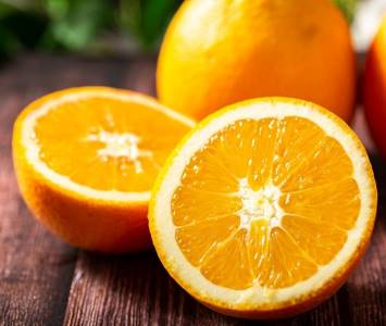 fresh orange juice benefits