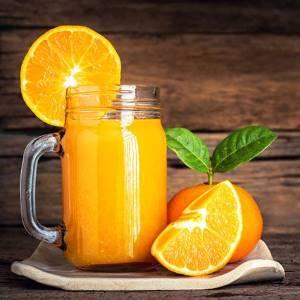 orange juice for smoothies