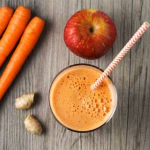 carrot and apple juice nutribullet