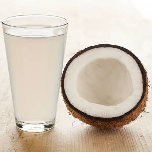 coconut water is great for smoothies